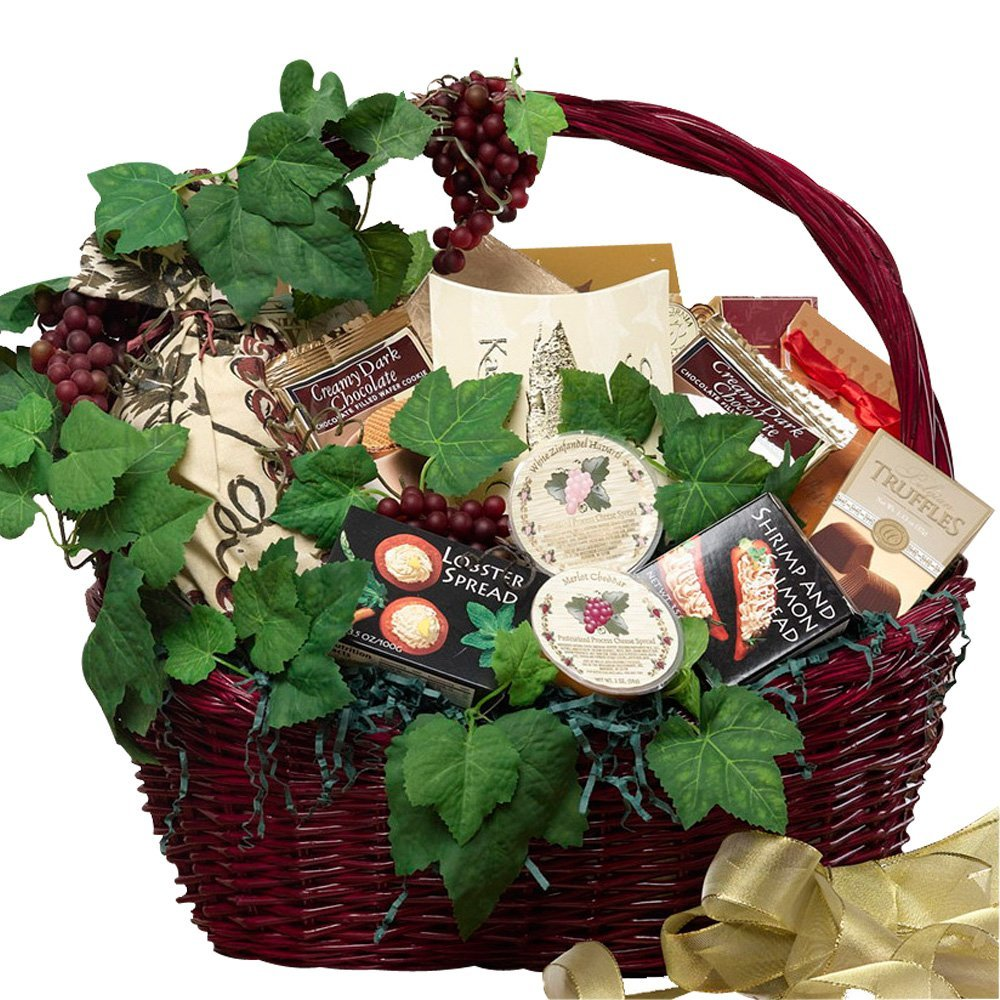 Thanksgiving Gift Baskets With Free Shipping Vivids
