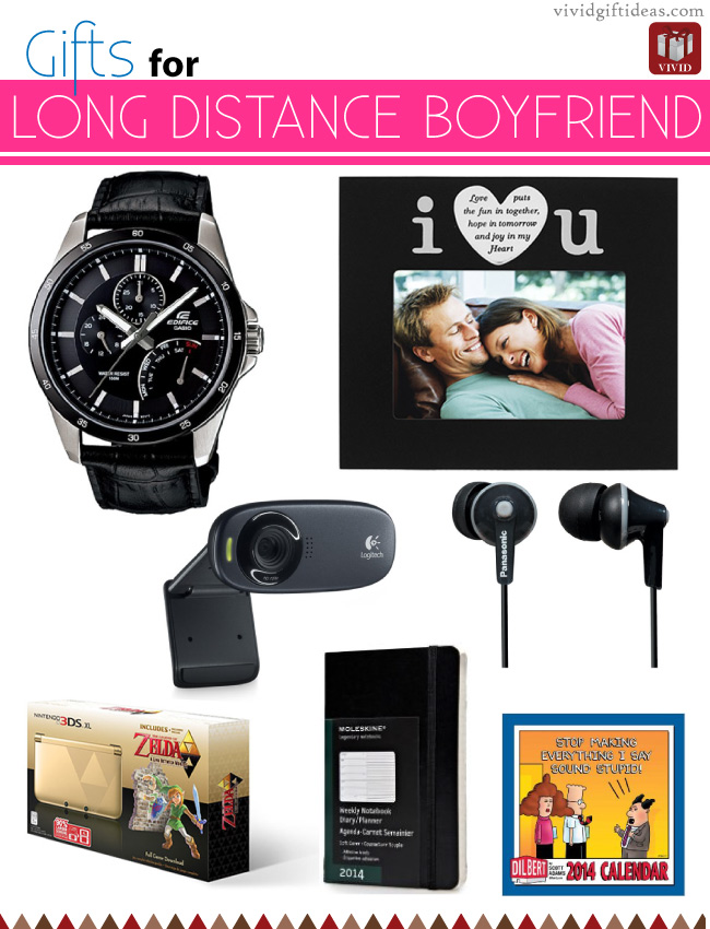 gift ideas for boyfriend in long distance - Christmas Ideas For Boyfriend 2014