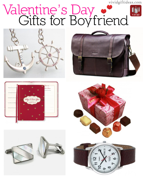 Romantic Valentines Gifts for Boyfriend (2014)