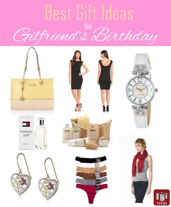 Best Gift Ideas For Girlfriend's Birthday