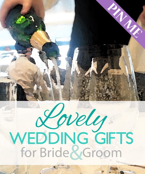 Wedding Gift Ideas From Grooms Parents : Lovely Wedding Gifts for Bride and Groom - Vivids