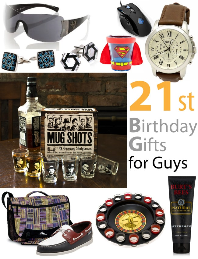 Birthday Gift Ideas For New Boyfriend 21st
