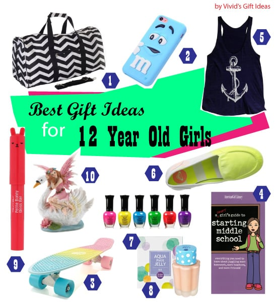 Birthday Gifts For 21 Year Old Women: List Of Good 12th Birthday Gifts For Girls