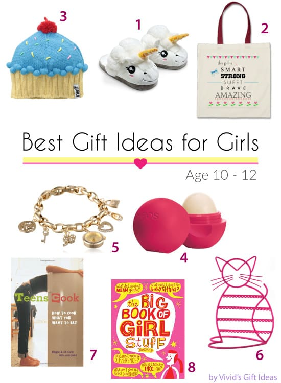 Christmas Gifts For 12 Yr Old Girls