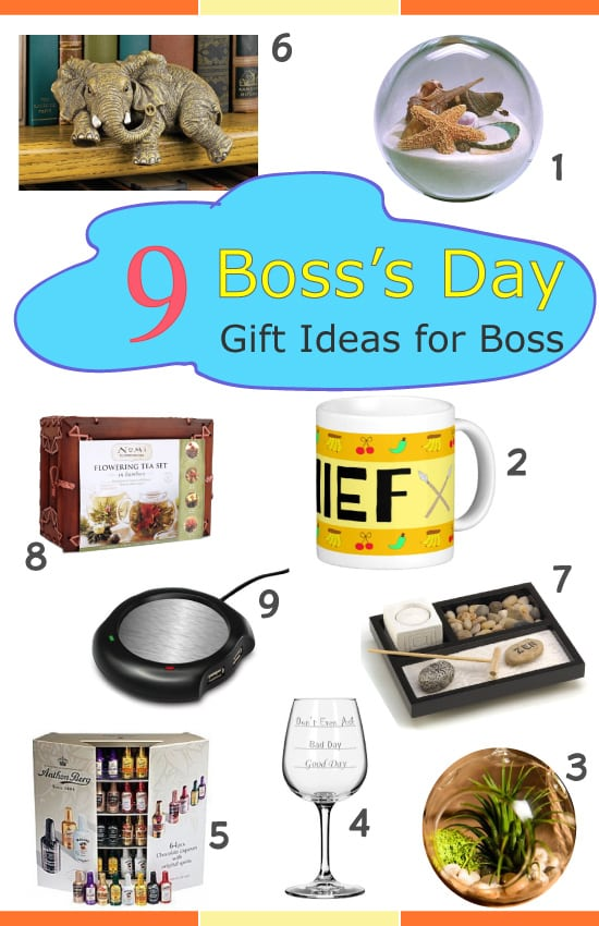 Boss Day 9 Gift Ideas For Your Boss Vivid S Gift Ideas