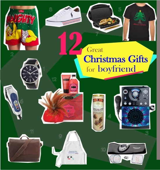 Thoughtful Gifts For Boyfriend Christmas: 12 Gifts To Get For Boyfriend This Christmas