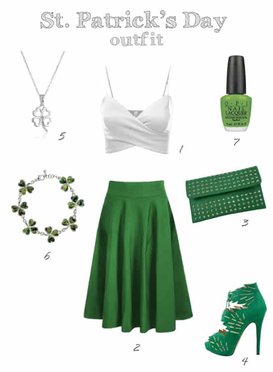 Cute Amp Chic St Patricks Day Outfit 1 Vivid S Gift Ideas
