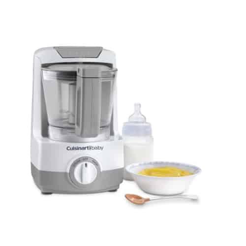 Cuisinart  In  Baby Food Maker Amp