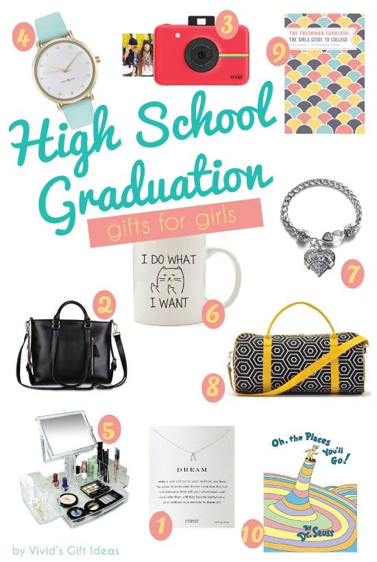 2016 High School Graduation Gift Ideas For Girls Vivid S