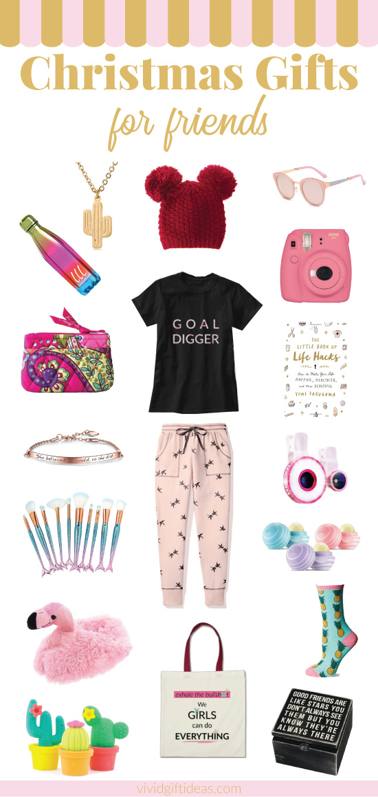 christmas gift ideas for friends  18 cute and cheap ideas