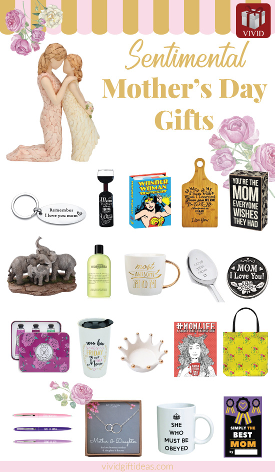 20 sentimental mothers day gift ideas vivid 39 s for Sentimental gift ideas