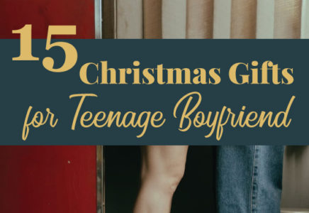 15 Christmas Gift Ideas For Teenage Boyfriend 2020 Best Gifts For Teen Guys